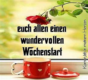 Ullrika On Twitter Guten Morgen Ihr Lieben Ich Wünsche