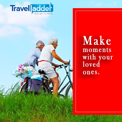 Hiking a hill, cycling the lanes around the countryside fields or just gazing at the setting sun changing colours, plan your dream holiday with your friends or family and make the memories... ✈️👫🚕🧳#holiday #trekking #hiking #travelmemories #travelladder #adventures #familytou