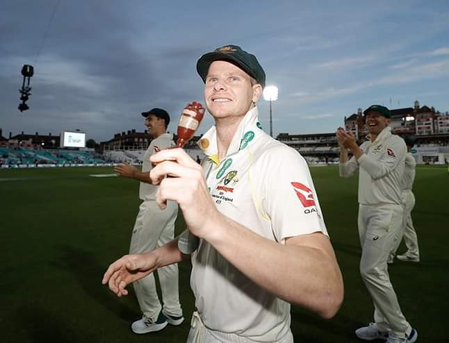No.1 Steve Smith 💐@stevesmith49#SteveSmith #Ashes #ENGvIND