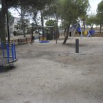 Image for the Tweet beginning: Inaugurado un nuevo parque infantil