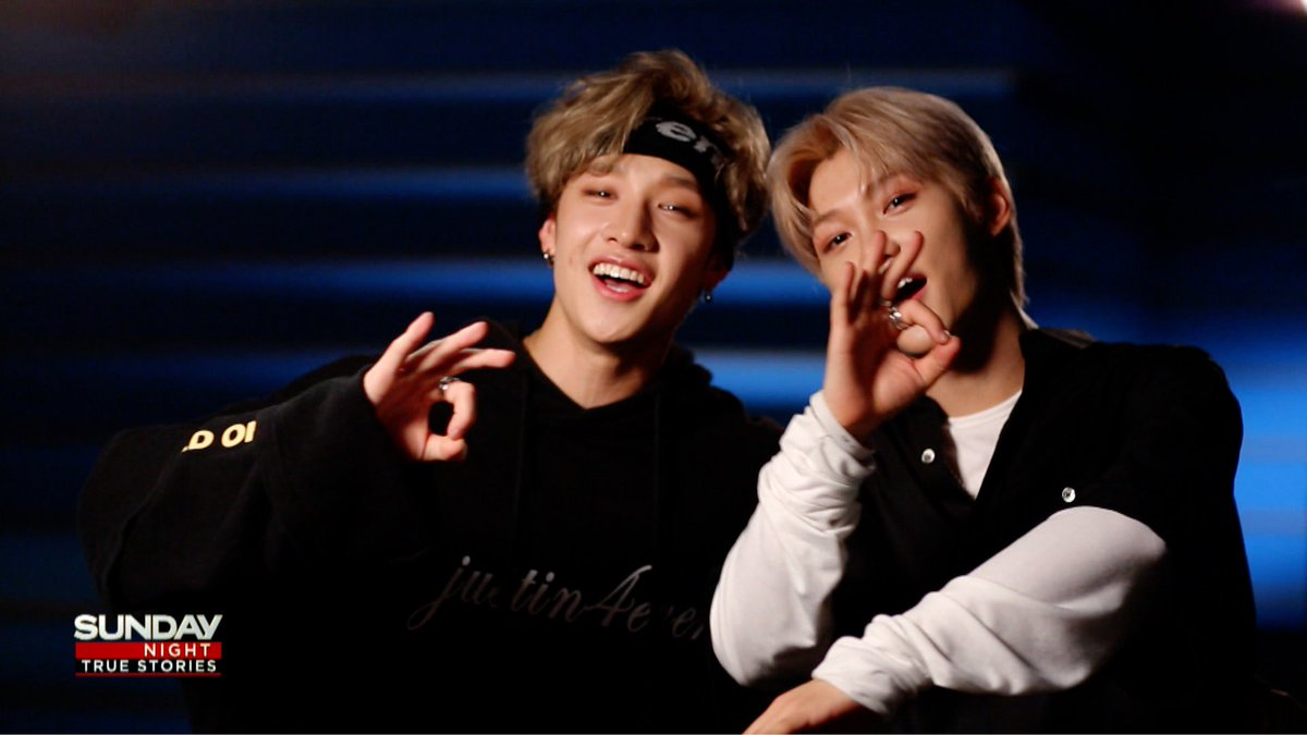 This week on @SundayNightOn7, we go behind the scenes of the biggest music craze, K-Pop, with the biggest acts - including @Stray_Kids! Don't miss the secrets to their global success this Sunday at 9pm on @Channel7. #KPop