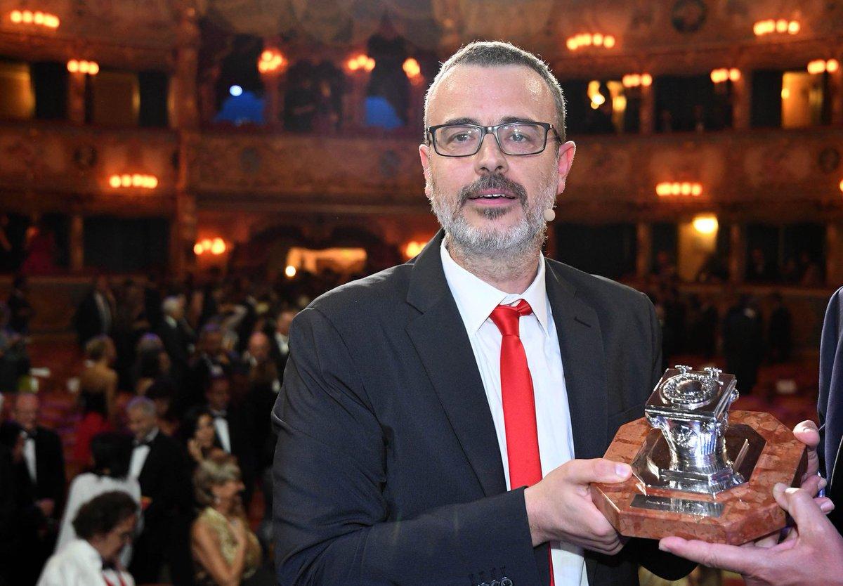 #venezia #campiello Vince Andrea  Tarabbia con il ...