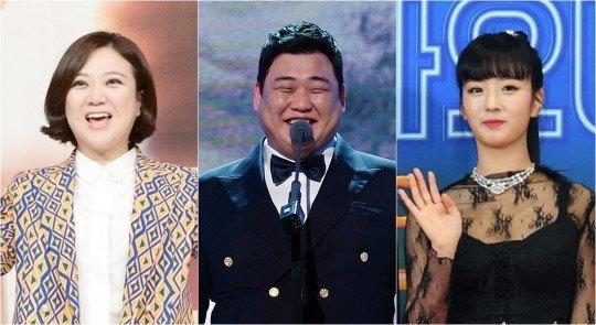 [#에이핑크 뉴스] [공식입장] 김준현X윤보미, '배틀트립' 새 MC 합류…10월 첫방  #Apink #윤보미 #보미 #배틀트립 @Apink_2011  http://naver.me/I5SycsHF