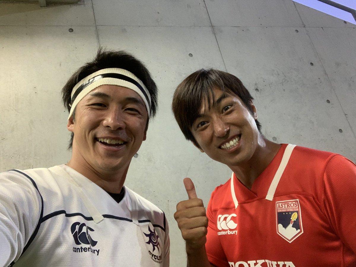 ゴードン ラグビー 前田