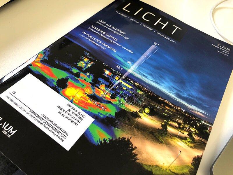 🤓 Neuer Artikel von uns in der aktuellen #LICHT über den Stand der #Digitalisierung in der Leuchtenbranche: