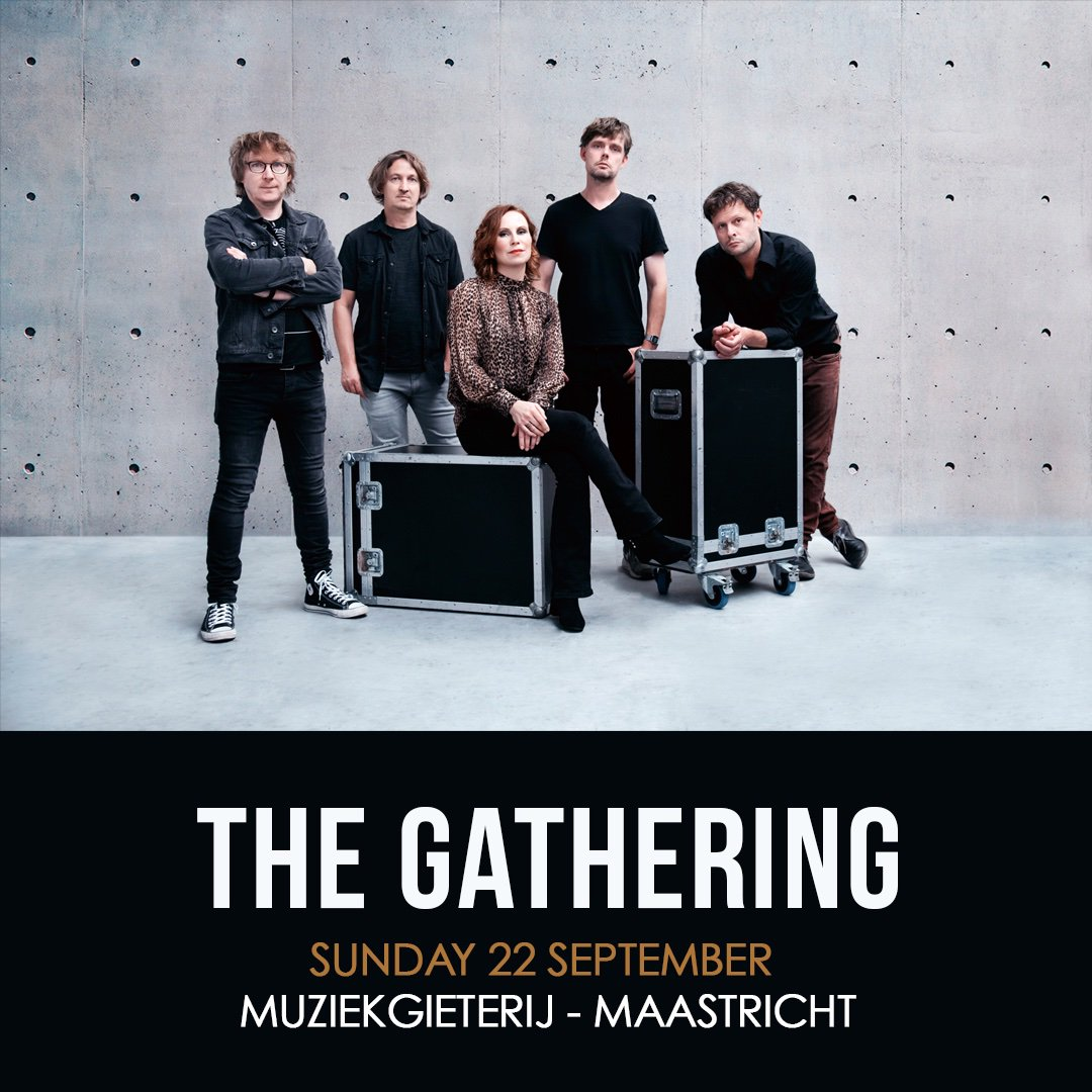 The Gathering Band At Thegathering Twitter