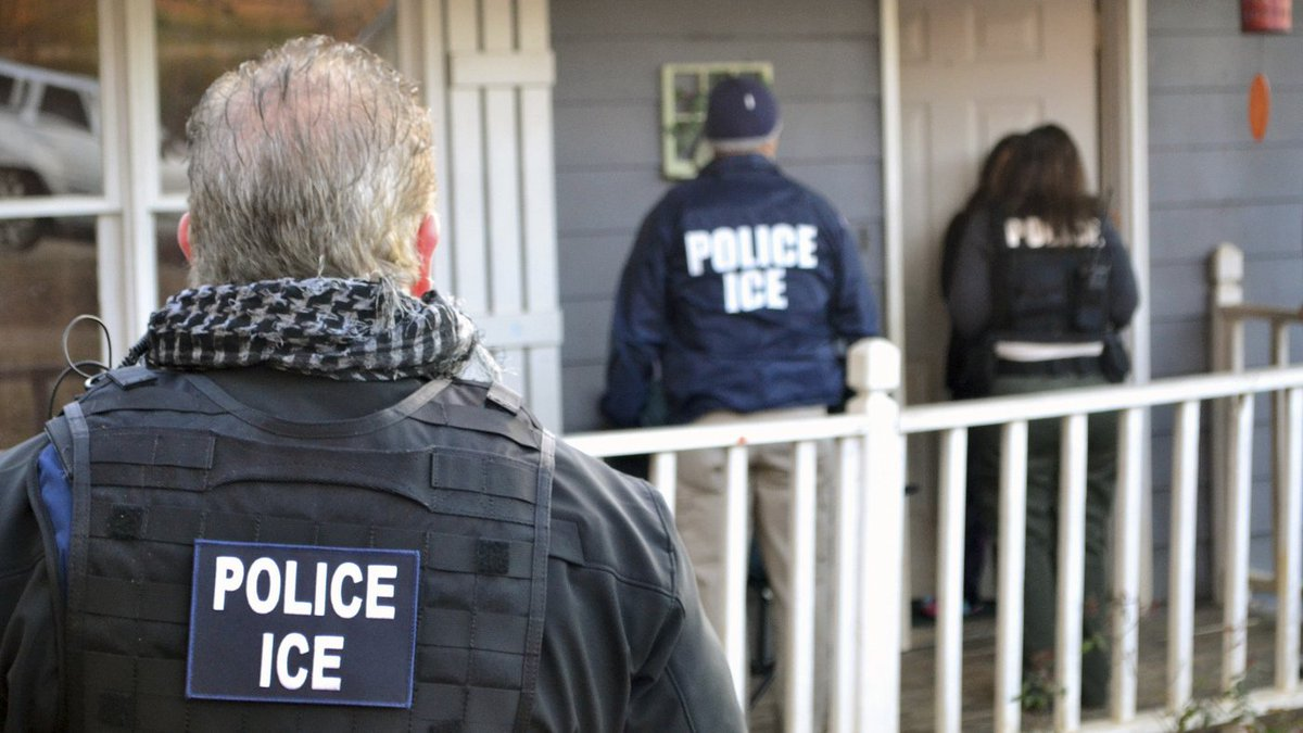 Hey @Ring and JamieSiminoff:Why aren't you concerned about police departments sharing footage with ICE? Your customers bought @Ring for home safety not to give ICE footage to deport their loved ones. #AlwaysHome #ICE #ICEraids
