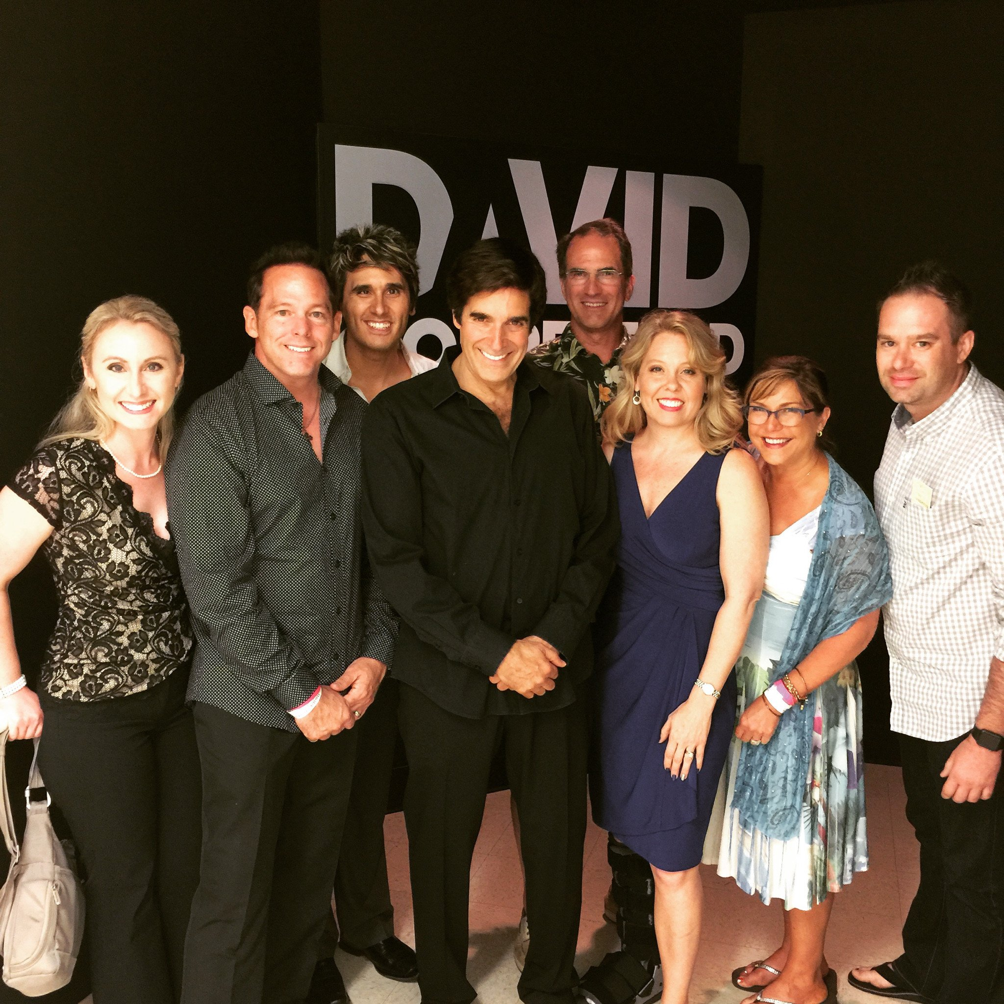 Happy Birthday to one of our magic heroes, Mr. David Copperfield.