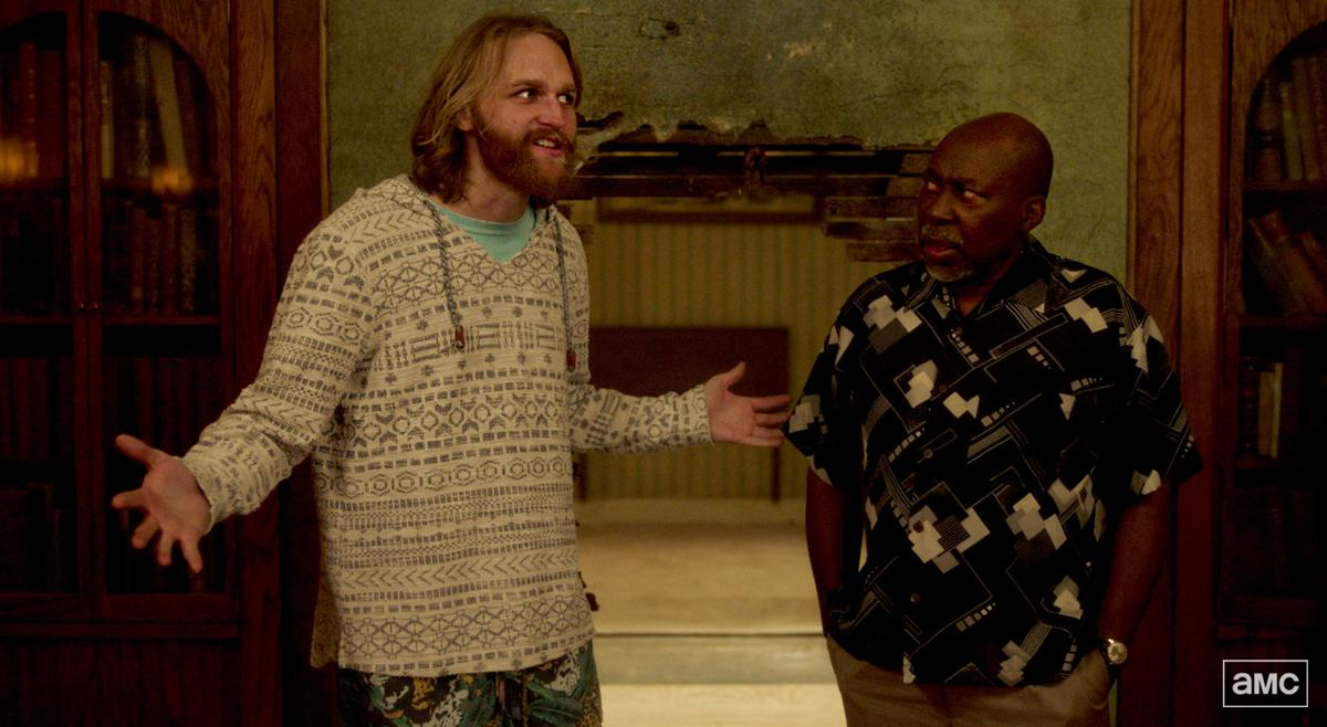 Sneak Peek: If Blaise didn't cross into an invisible world, where did he go? #Lodge49 amc.tv/L49SP206