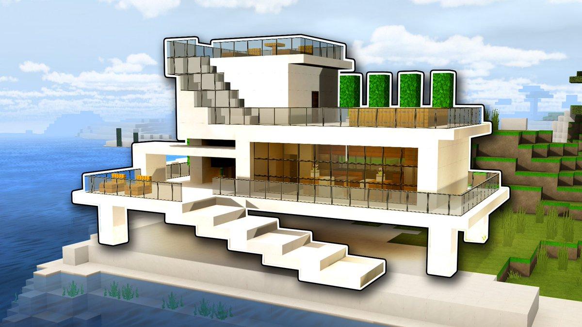 Ysinghd Minecraft On Twitter Video Link In Description How To Build A Modern Beach House Minecraft Minecrafttutorial Minecrafthouse Architecture Modernhouse Beachhouse Youtube Follow Ysingcraft For More Minecraft
