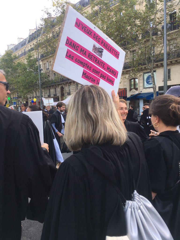Les calculs sont pas bons Macron! #avocats #ReformeRetraites <br>http://pic.twitter.com/O8ciS6mhCi