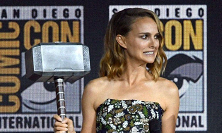 Natalie Portman não será protagonista em Thor 4 – entenda! https://t.co/A3Rdxc3N2i https://t.co/PN0XS08yhh