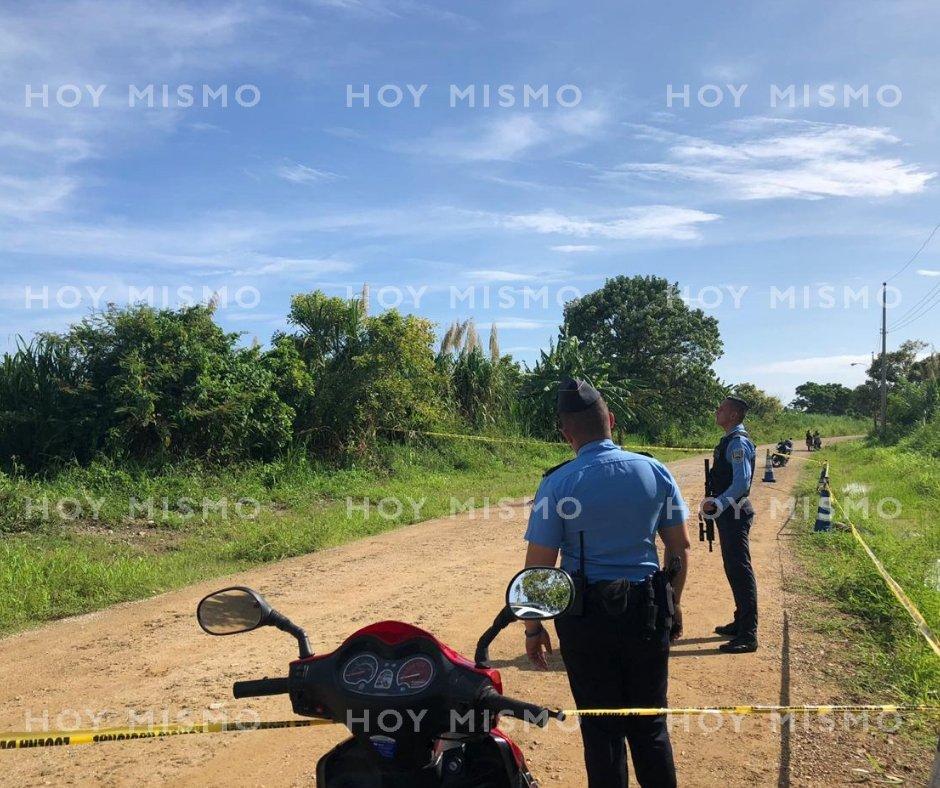 🚨#ÚltimaHora🚨#HoyMismo |Matan a un hombre en el barrio El Faro en Puerto Cortés. Más detalles en breve en #PrimeraEdición por la señal de @TSiHonduras y http://www.televicentro.hn/envivo