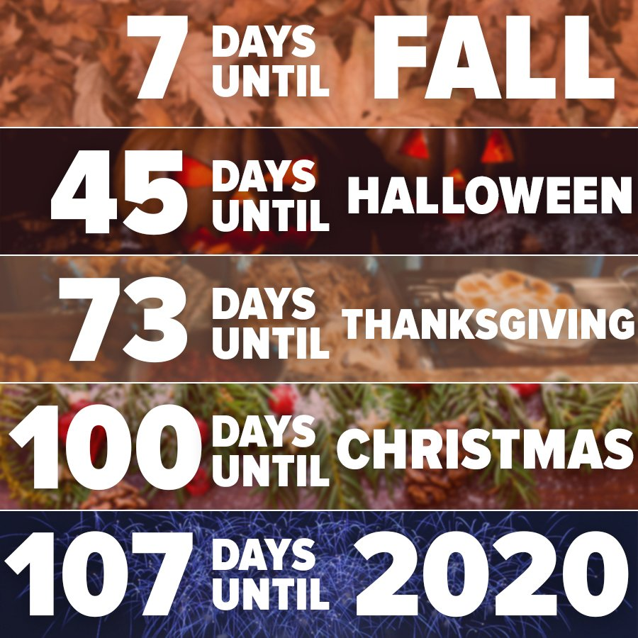 How Many Days Until Christmas 2020.Julie On Twitter Please Repeat The Next 7 Days Until June