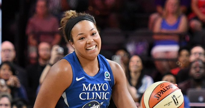 Coming up on @NBATV at 11 am/ET, watch 2019 #WNBA Rookie of the Year @PHEEsespieces in a press conference to talk about winning the award! �