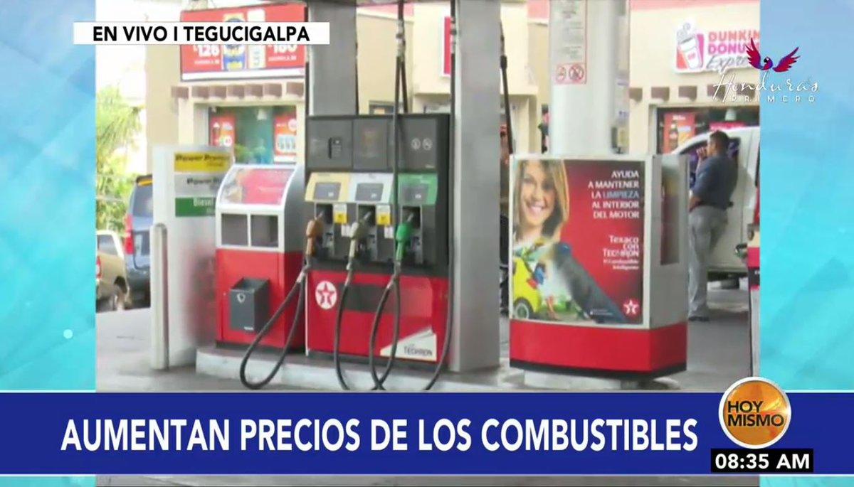 [EN VIVO] 🔴 |AHORA en #HoyMismo #PrimeraEdición, sube precio de las gasolinas, pese a que se habían anunciado rebajas.