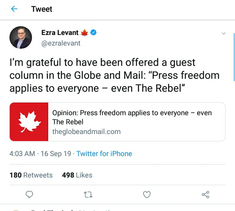 I can not believe this is happening. What were the editors of @globeandmail thinking?  #cdnpoli  <br>http://pic.twitter.com/IbGI8CdLZL