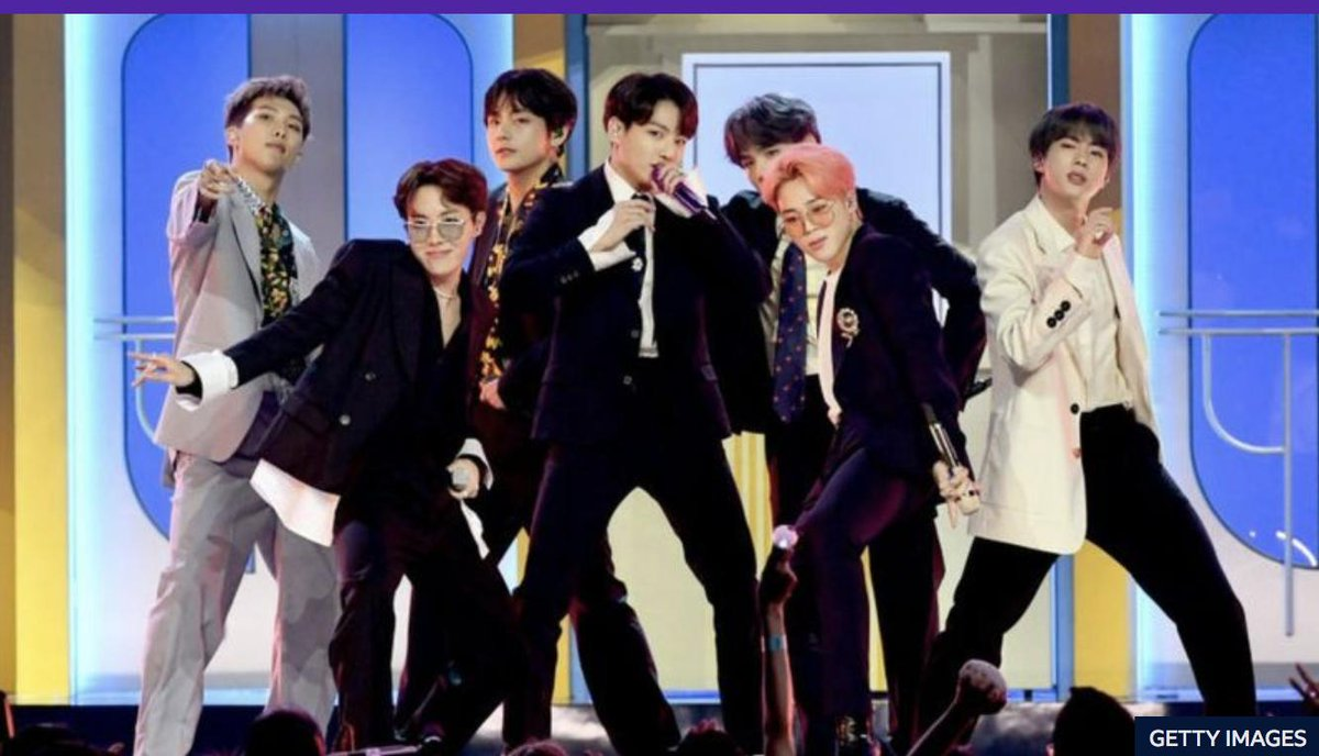 The world's biggest boyband are back - what's next for #BTS? #ARMY #BTSIsBack👉http://bbc.in/2khftzS