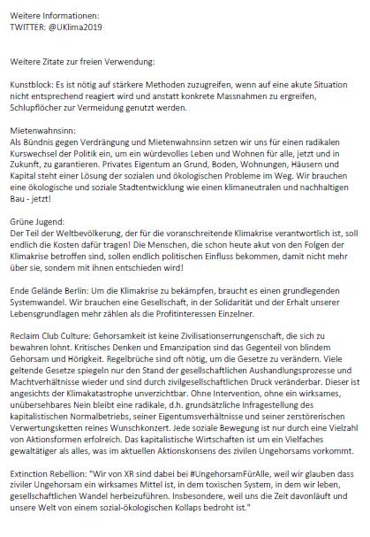 Extinction Rebellion Berlin On Twitter Join Us Tomorrow