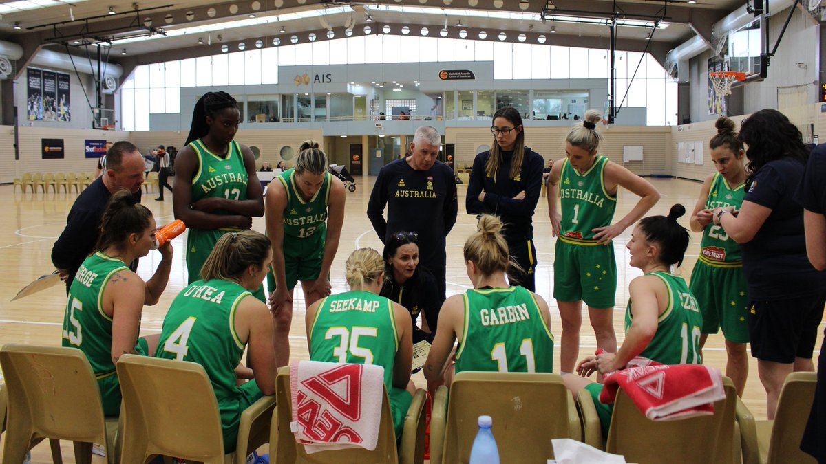 OPALS | The @ChemistWhouse Australian Opals are set to take on China at AIS Arena this Thursday and it WILL be streamed live on @kayosports!  Don't miss a second of the Opals in action by subscribing to a free 14-day trial!  ➡️: http://bit.ly/2UiusHm  #GoOpals