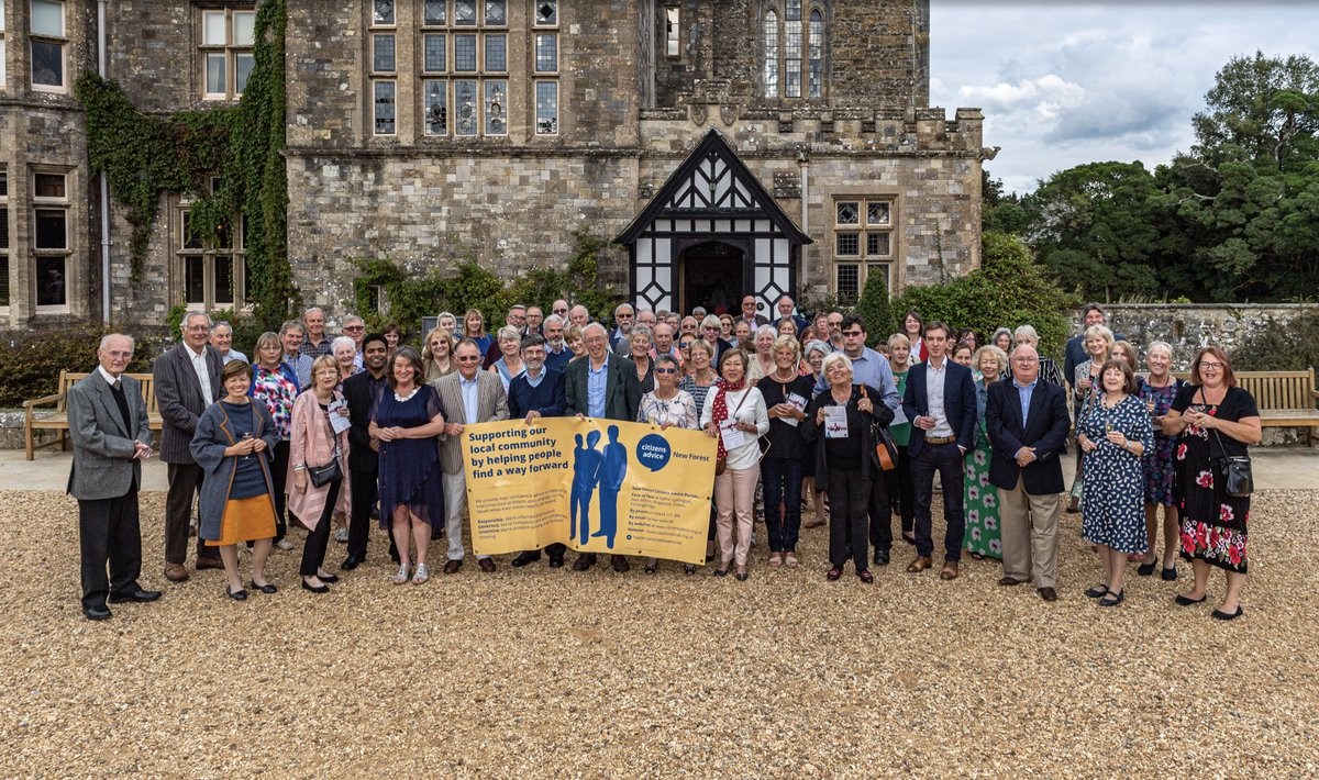 130 #NewForest volunteers contributed approximately 33,480 hours of work to the charity during the past year. The value of this help is estimated to be £625,180. <br>http://pic.twitter.com/MB4iwh73CH