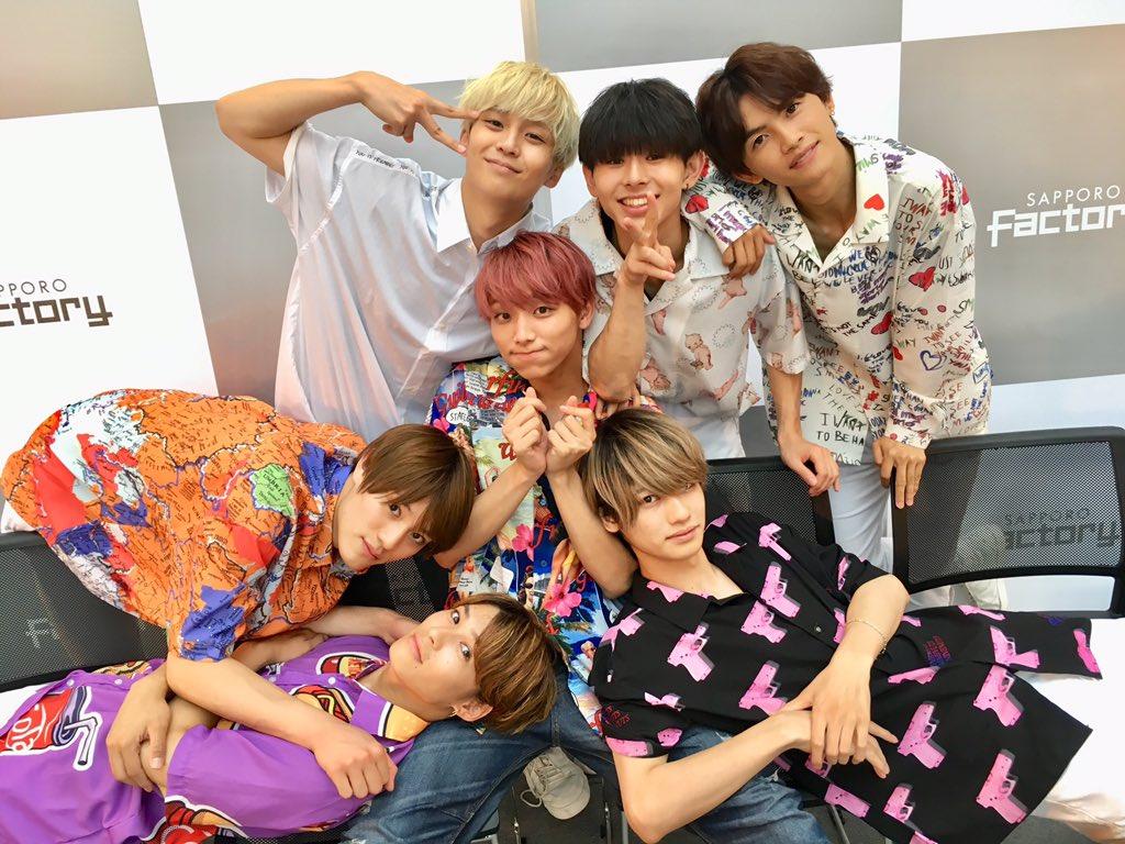 札幌THANK YOU!!次回は週末小倉! 広島!お待ちしてます〜!!#ONENONLY #ワンエン #Category #MyLove