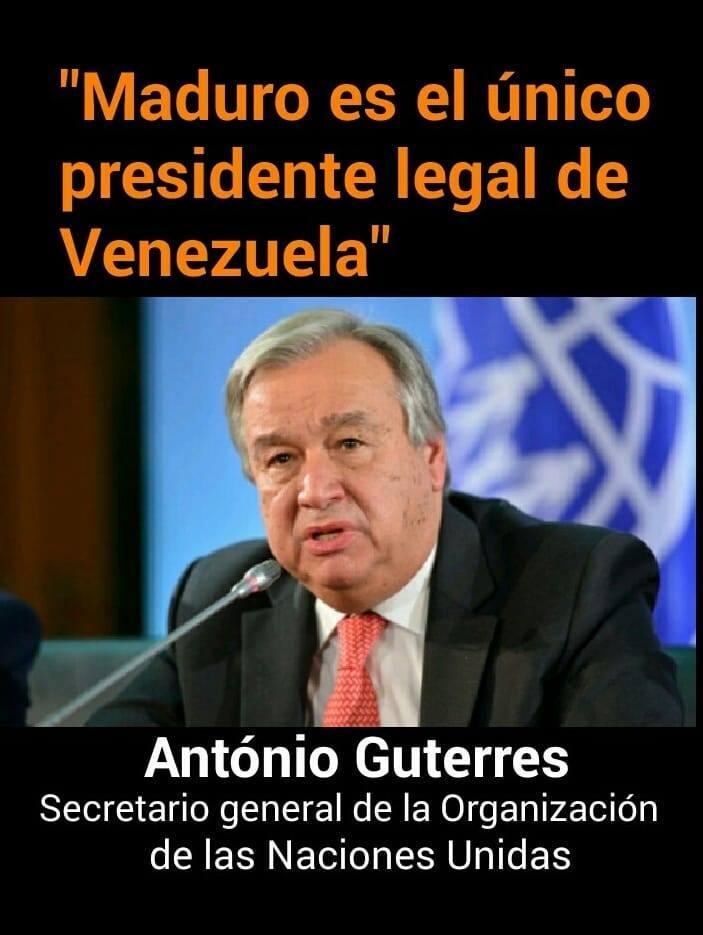 @jilssa @MaielitaHerrera NICOLÁS MADURO, ÚNICO PRESIDENTE DE VENEZUELA Y COMANDANTE EN JEFE DE LAS FUERZA ARMADA NACIONAL BOLIVARIANA ¡QUE NO ENTENDIERON!