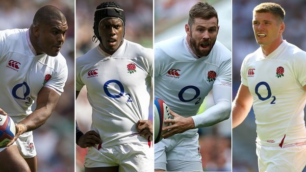 Owen Farrell or George Ford at fly-half? Tom Curry, Sam Underhill or Mark Wilson as flankers? 🤔What team do you think England head coach Eddie Jones should pick to face Tonga in their World Cup opener?Choose your XV 👉https://bbc.in/2kovOmA #bbcrugby | #RWC2019