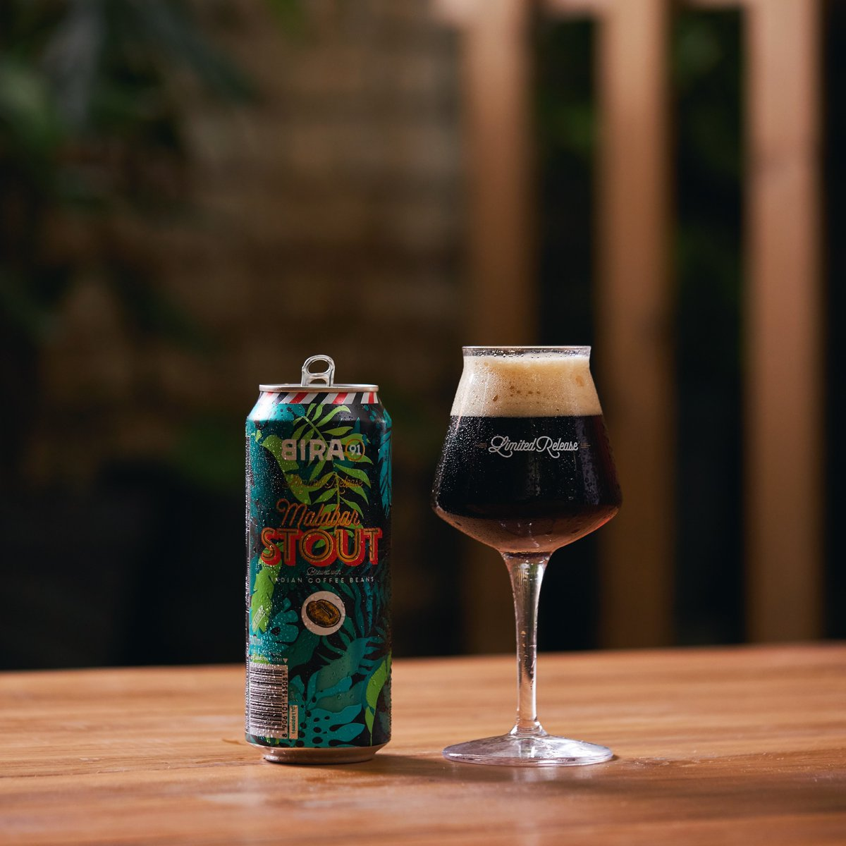 Designed to bring out the complete flavour in every sip, the new Limited Release glass is the only way to enjoy our Malabar Stout. Brewed with coffee sourced locally, our Stout will take your beer drinking experience to a whole new level!🍻..#Bira91MalabarStout #Bira91Beers
