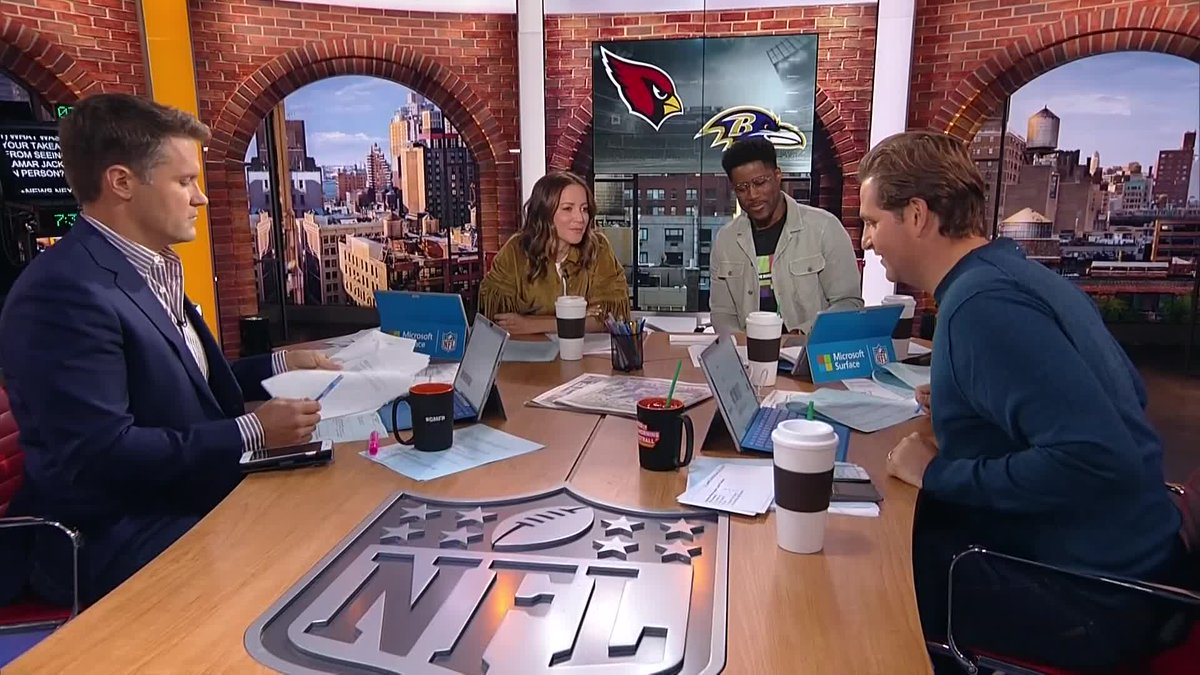 """""""There's something special to him; a charisma that can't be quantified by stats. When you see veteran guys--the Marshal Yandas, the Mark Ingrams--follow his lead, you know it's real. He's 22, beloved, and the unquestioned leader.""""  @PSchrags on @Lj_era8 and the @Ravens Week 2 win https://t.co/mgZv4APf5m"""