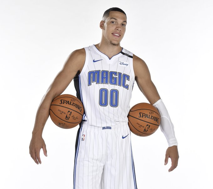 Join us in wishing @Double0AG of the @OrlandoMagic a HAPPY 24th BIRTHDAY! #NBABDAY
