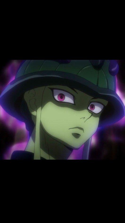 RT @sarcasticweeb1: Same vibes #hunterxhunter #kimetsunoyaiba #anime https://t.co/19AATyaKvi