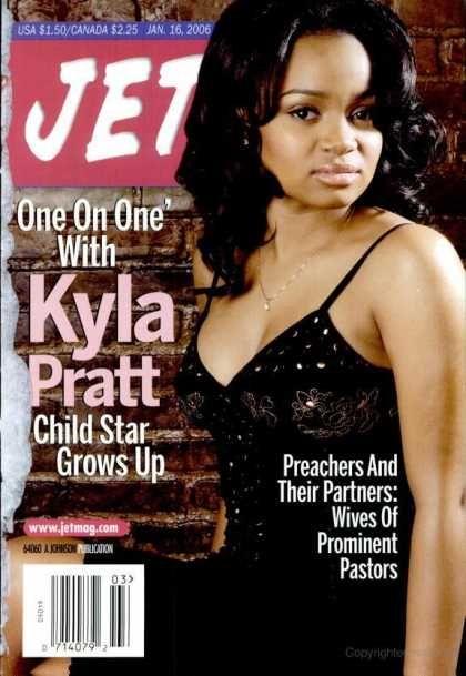 Happy 33th Birthday Kyla Pratt