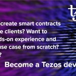 Image for the Tweet beginning: The @tezosfoundation is sponsoring more