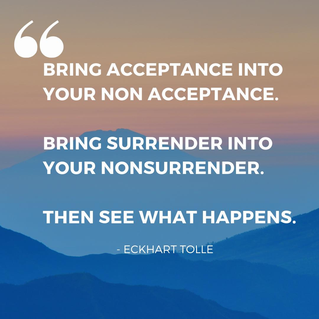 #MotivationMonday #acceptanceandcommitmenttherapy #acceptance
