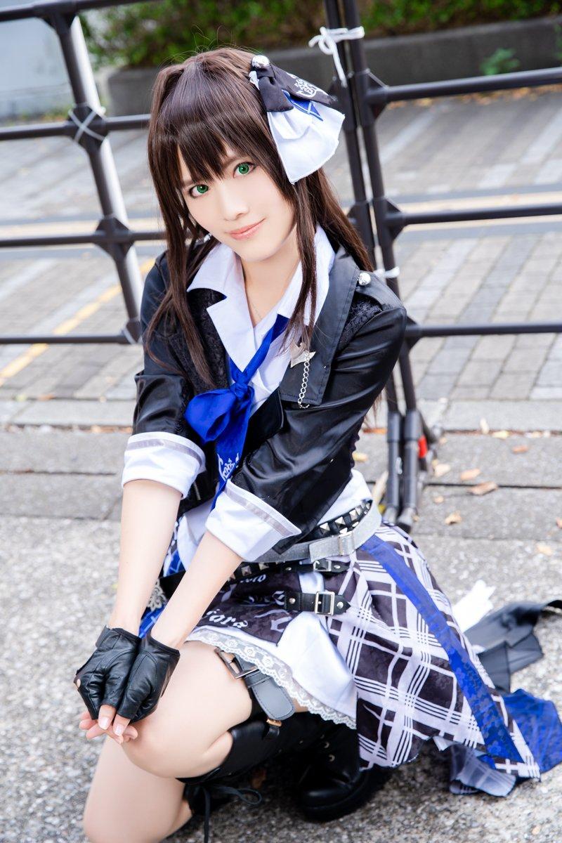 RT @sora_nanami: 20190914 東京ゲームショウ2019 ぽぷりさん(@petit_popuri )  #TGS #TGS2019 #コスプレ https://t.co/gNlOeWi0Vi