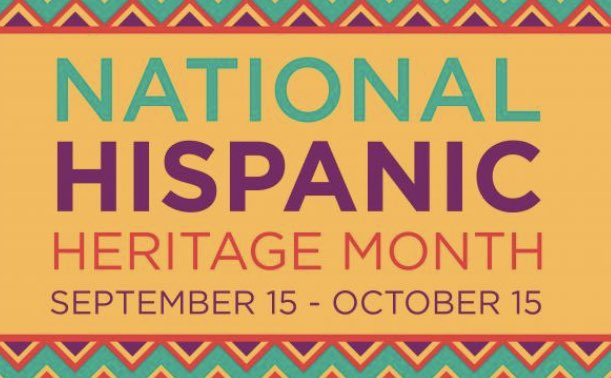 Celebrating the richness of Hispanic Heritage Month. Schools have so many excellent events to celebrate. I hope you are able to get out and experience and celebrate. <a target='_blank' href='https://t.co/wy4sw4keee'>https://t.co/wy4sw4keee</a>
