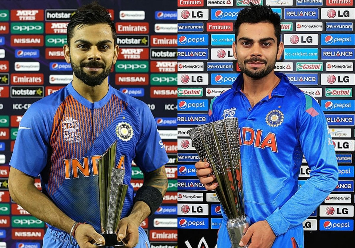 Only Cricketer in the World to  Win 2 Man of the Tournament Awards in the History of ICC World Cups   #AdvanceHBDKingKohli<br>http://pic.twitter.com/Ot5AFbO0u0