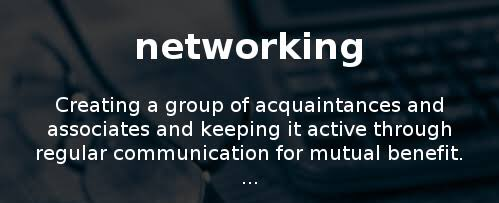 a THREAD about NETWORKING!  As an entrepreneur, a creative, small business and as a person, the benefits of networking are critical to your personal growth and business development. Small business is all about networking, building relationships and taking action. #JosTweetIt<br>http://pic.twitter.com/lnZvIgKDBP