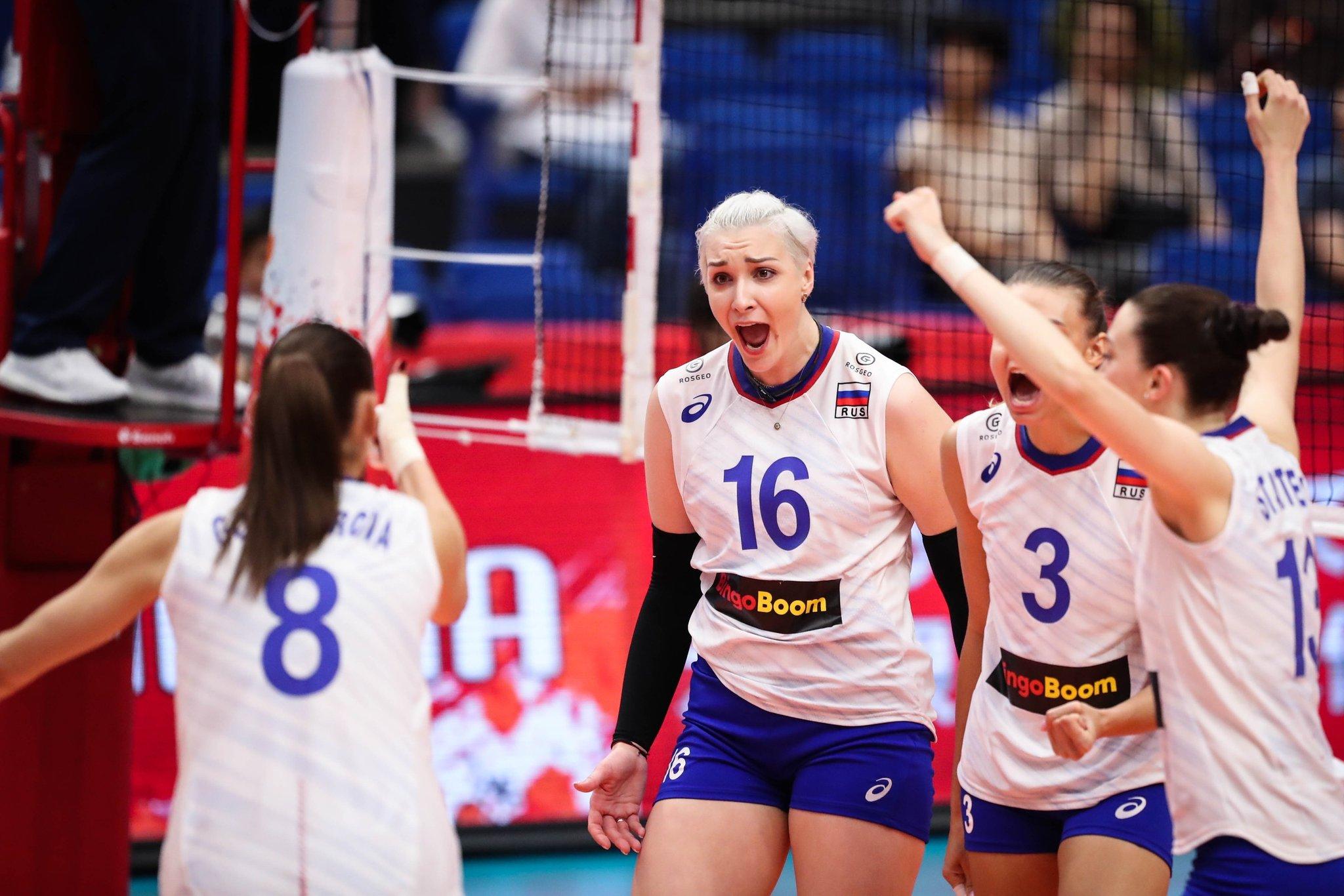 сборная россии по волейболу женская состав фото невозможно себе представить