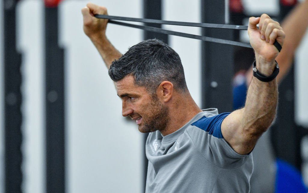 Ireland's Rob Kearney is understood to be a doubt for their Rugby World Cup opener against Scotland.https://bbc.in/2mkLZBZ