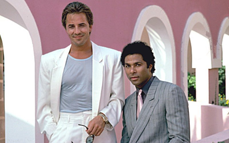 Sept 16, 1984: Miami Vice debuted on NBC. #80s Ran 5 seasons & 111 episodes. https://t.co/v0LP7pJTIp