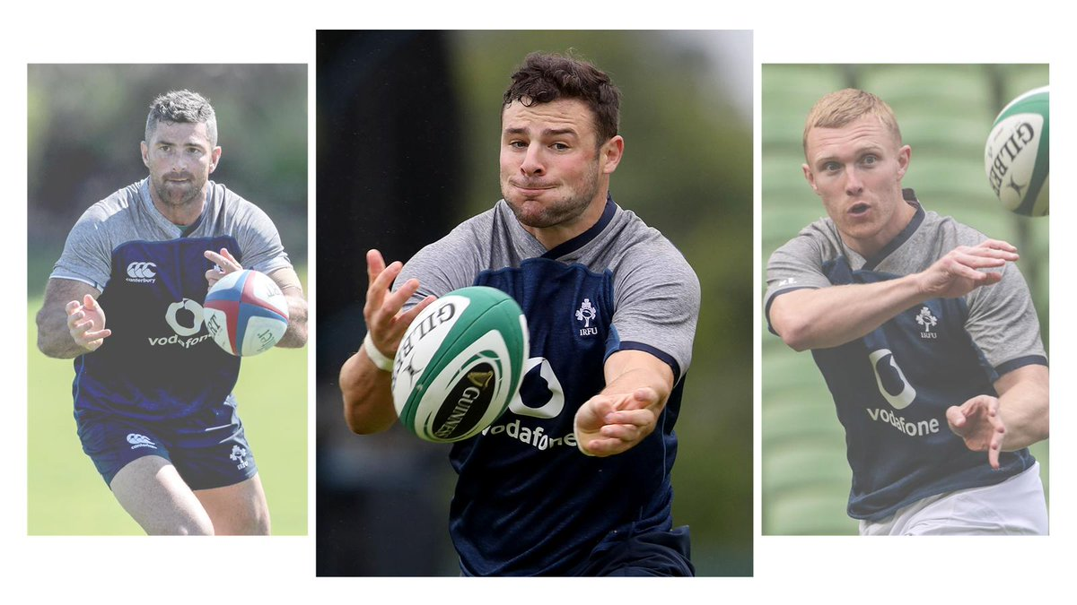 🏉 Injury crisis for Ireland?Rob Kearney, Robbie Henshaw & Keith Earls are all doubtful for Ireland's #RugbyWorldCup opener against Scotland in Yokohama. Read more 👇https://bbc.in/30nvSlt  & https://bbc.in/2AmcavL