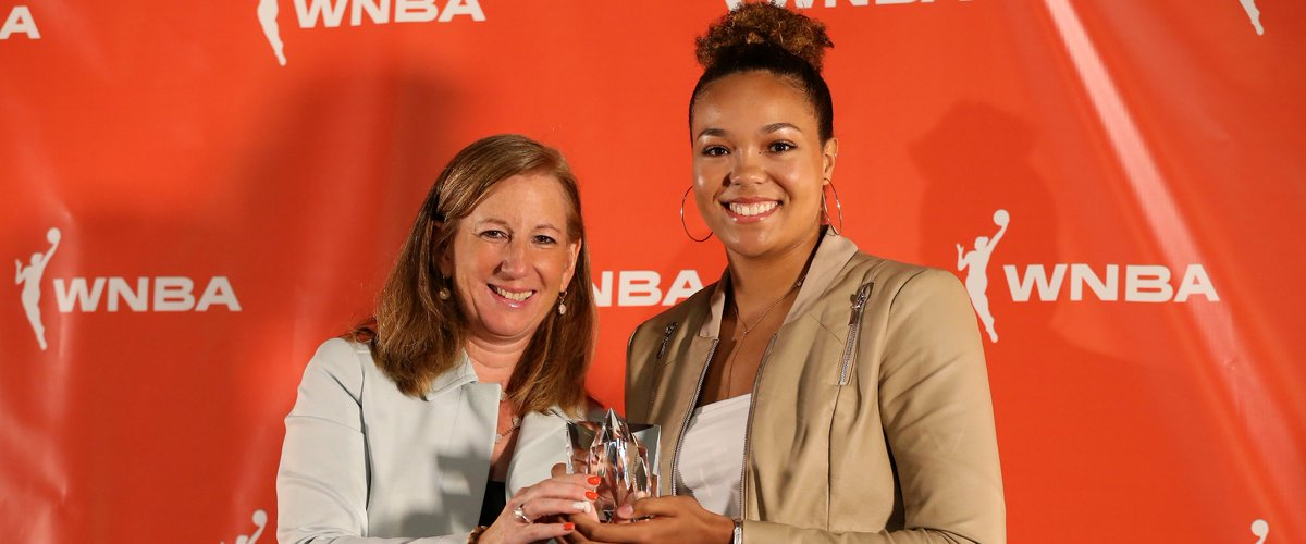 Winning the 2019 Rookie of the Year award is just the beginning for @PHEEsespieces. Her teammates and coaches, as well as Collier herself, reflect on her incredible season with the @minnesotalynx.   Read: https://lynx.wnba.com/news/napheesa-collier-is-destined-for-greatness/…