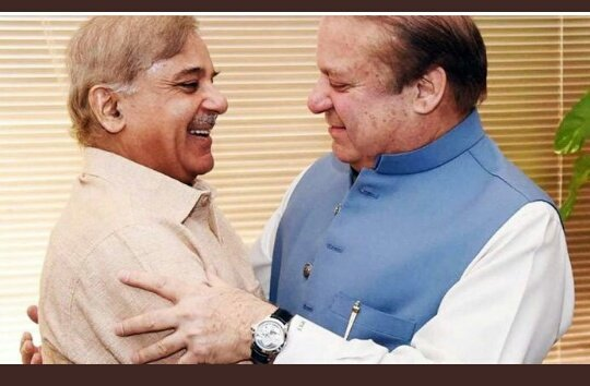It is quite admirable & appreciable that Nawaz is still consistent on his views. No deal. No request for NRO. Mian shb love uh.... #NawazKiAwazShehbaz