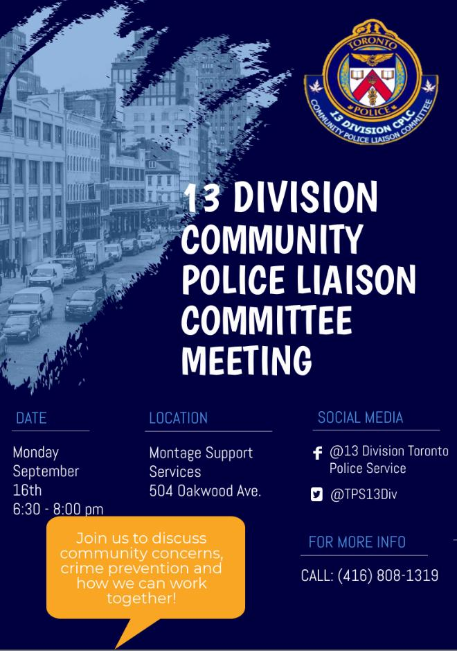 Dating en polis officer i Toronto