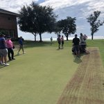 Image for the Tweet beginning: #DryJect demo at the Gulf