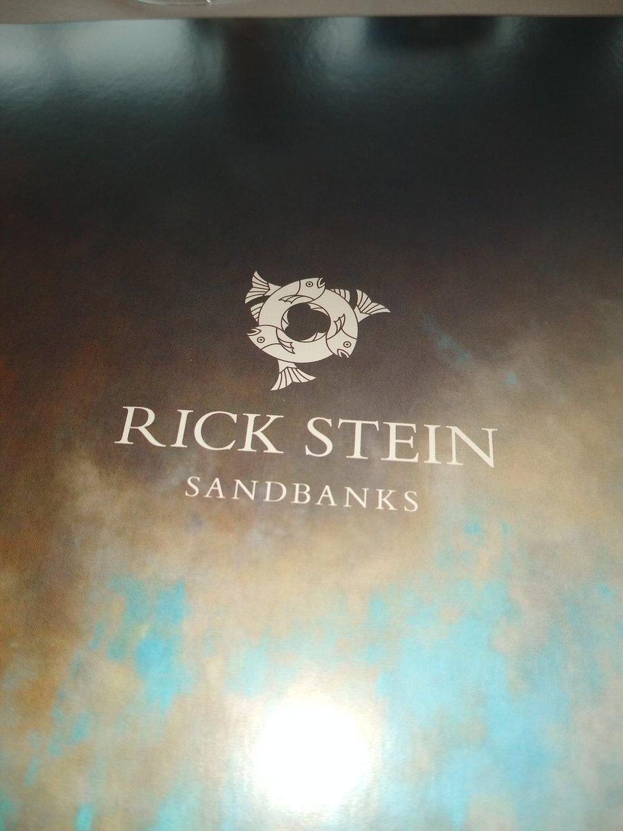 Very nice lunch at Rick Stein at Sandbanks  <br>http://pic.twitter.com/lkRcwlgLhe