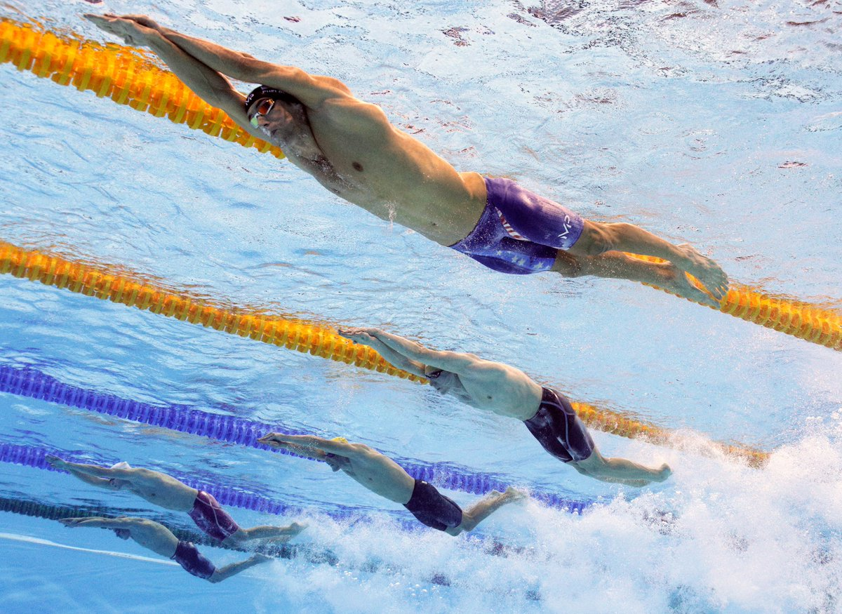 """#MondayMotivation: """"You can't put a limit on anything. The more you dream, the farther you get."""" – @MichaelPhelps<br>http://pic.twitter.com/05sj3UOHWH"""