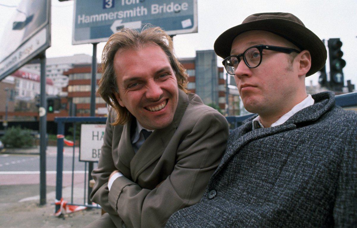 #OnThisDay 1991: Bottom was first broadcast. <br>http://pic.twitter.com/lC8Wv2uqXh